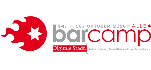 Barcamp Halle: Digitale Stadt – Smart City