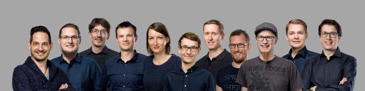 Team undpaul - Drupal Agentur