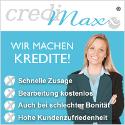 CREDIMAXX – Wir machen Kredite!
