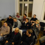 Webmontag Halle, Januar 2014