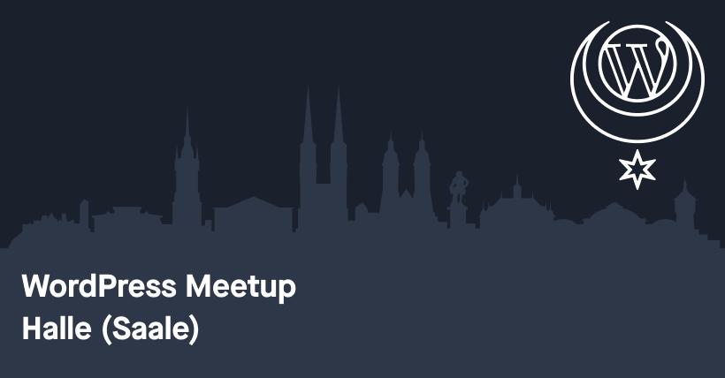 Wordpress Meetup Halle